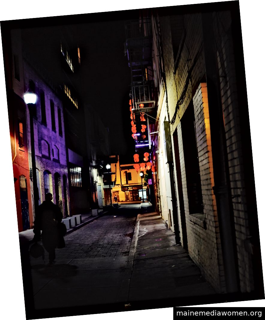 Durchgang, Chinatown, San Francisco