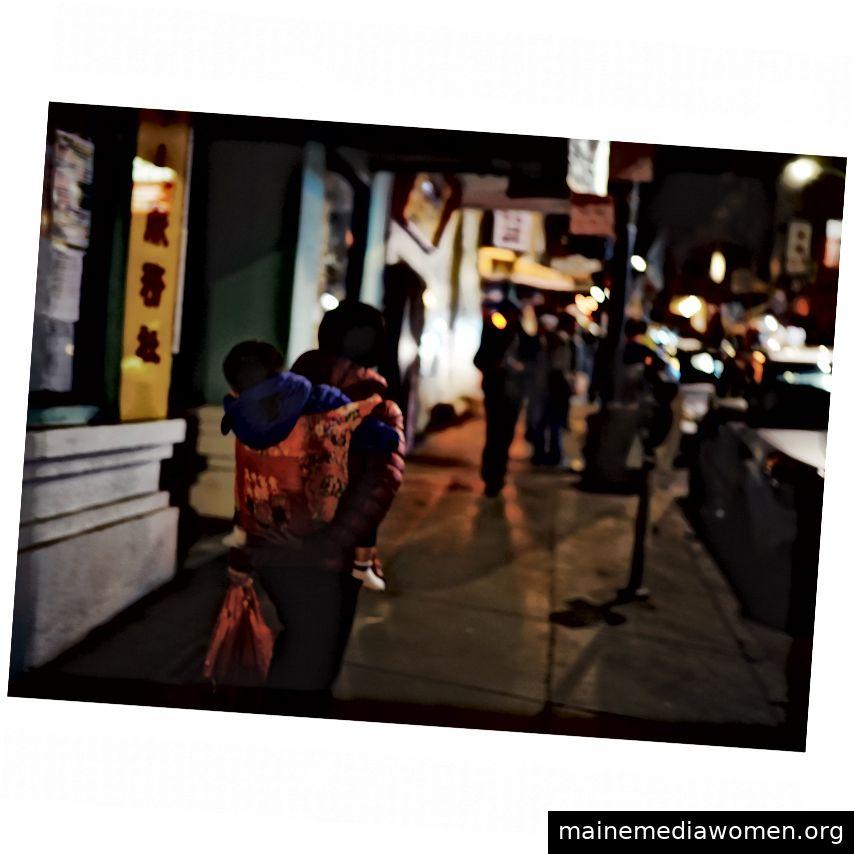 Liebe - Das einzige, was uns zusammenhält! Chinatown, San Francisco