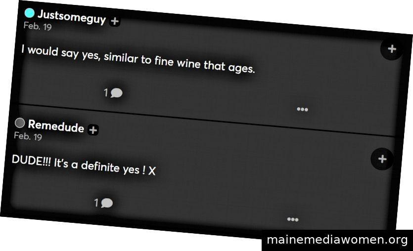 Antworten (at) Connie on Cent