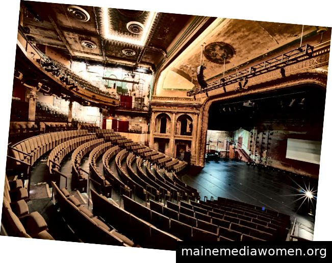 Das BAM Harvey Theater | Quelle: BAM