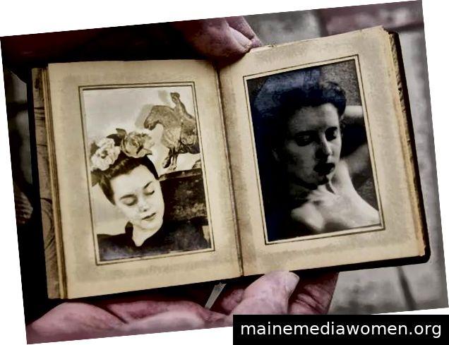 Steve Hodel behauptet, diese Fotos seien Elizabeth Short. Sie wurden in den Wirkungen seines Vaters gefunden.
