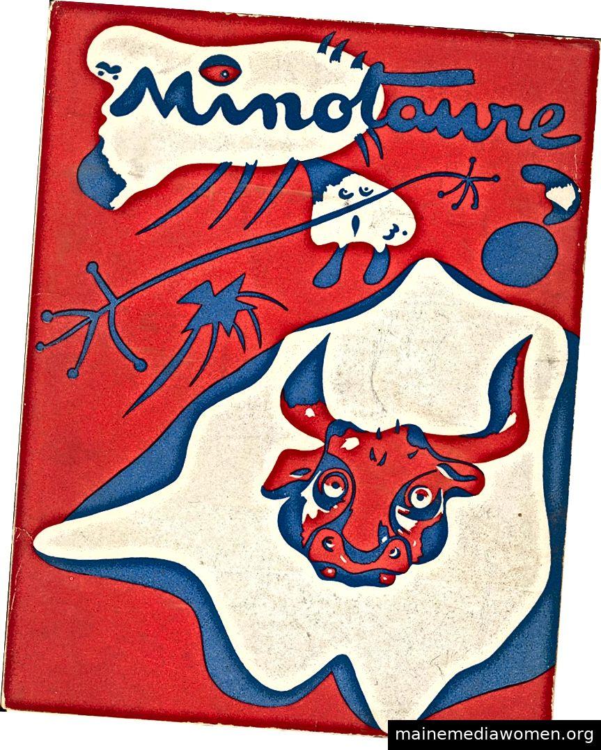 Minotaure Ausgabe 7. 1935.