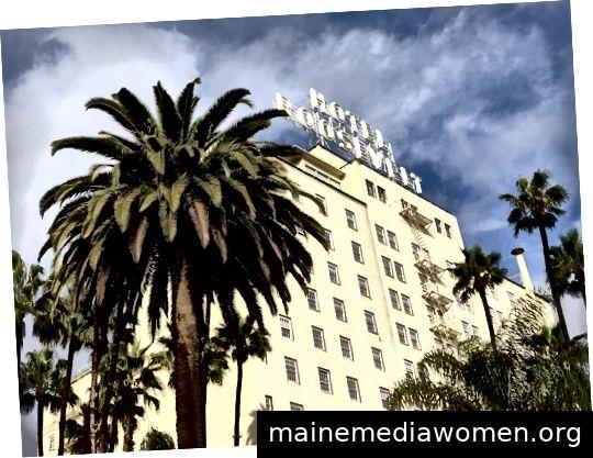 Roosevelt Hotel; Foto von Richard Bilow