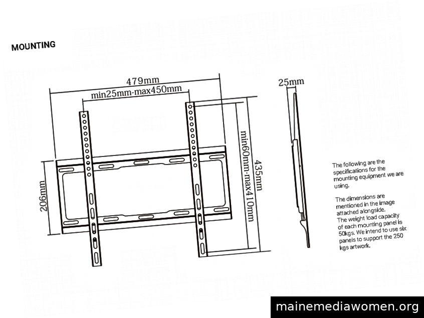 Strukturplan für den Rahmen - v2.0