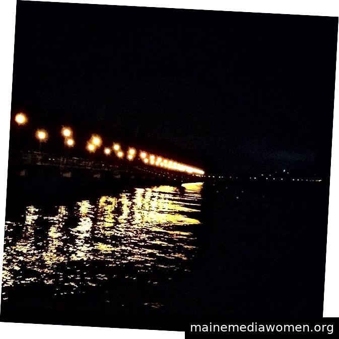Hafenlichter - die Platters