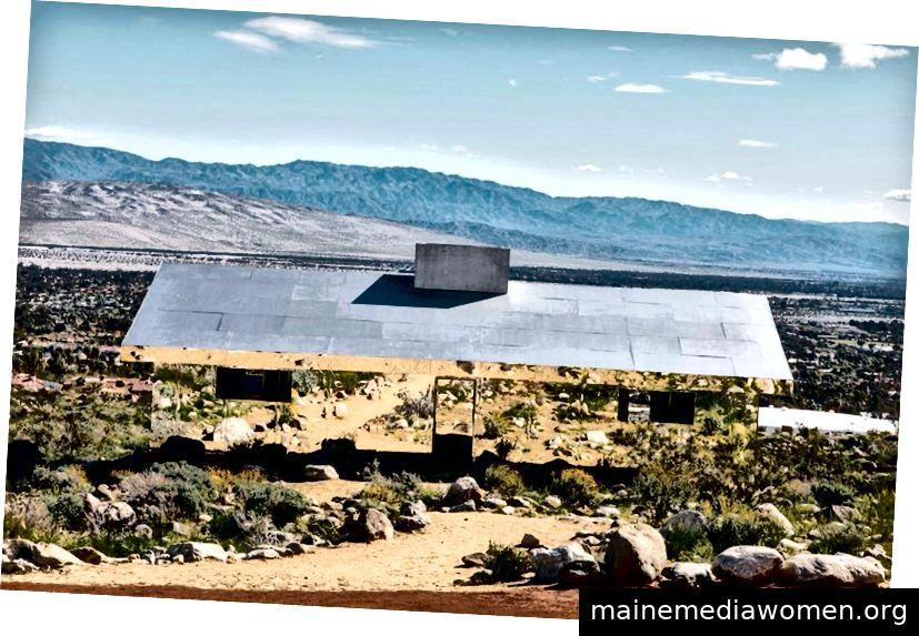 Desert X - Doug Aitken Mirage Coachella Kunstinstallationen