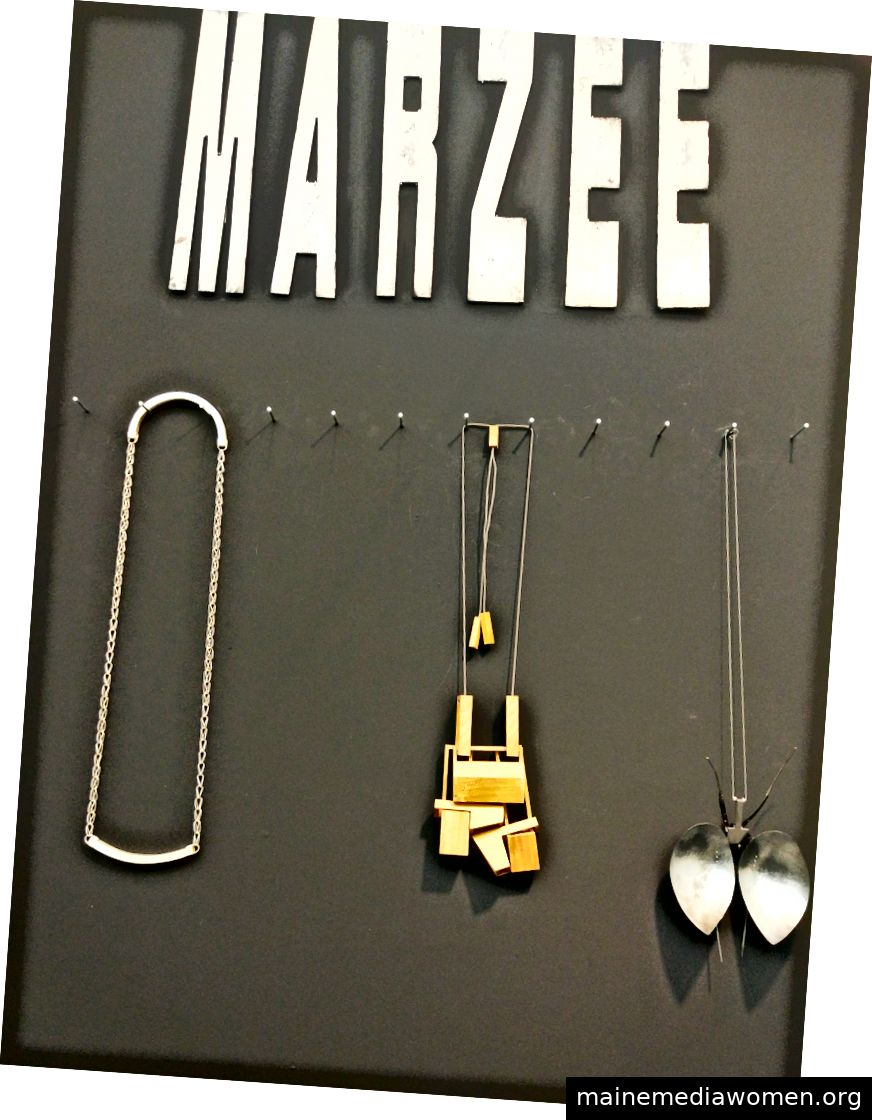 Stand der Galerie Marzee (Nahaufnahme). Mit freundlicher Genehmigung der Galerie und der Künstler. Bildnachweis: Lorenzo Belenguer.