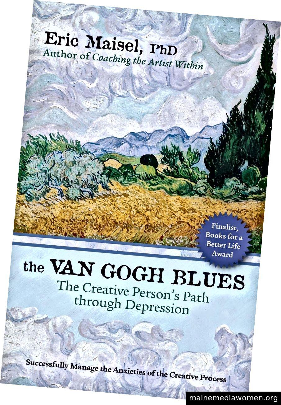 https://www.amazon.com/Van-Gogh-Blues-Creative-Depression/dp/1577316045