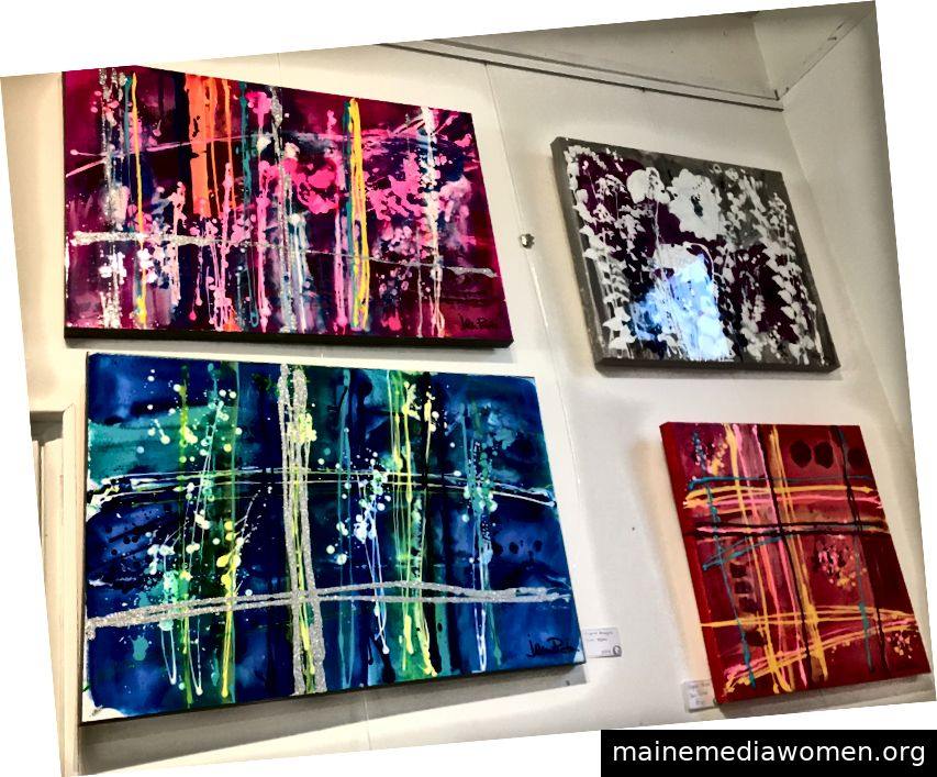 Jean Picton Kunst