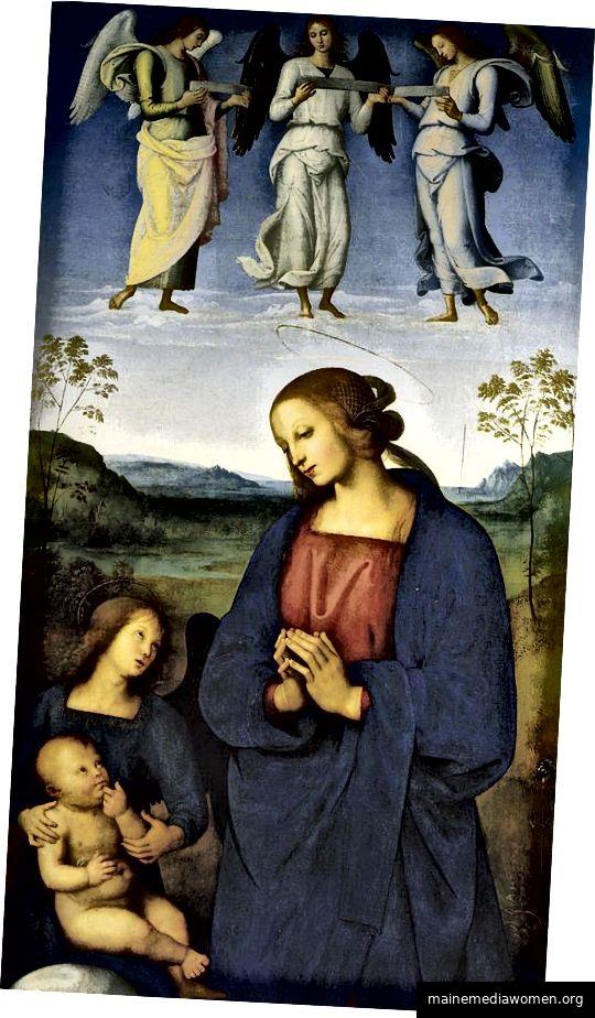 Von Pietro Perugino - Vittoria Garibaldi: Perugino. Silvana, Milano 2004, ISBN 88–8215–813–6, Public Domain, https://commons.wikimedia.org/w/index.php?curid=3828460