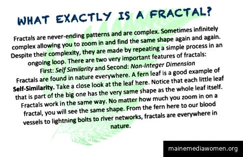 Was ist ein Fraktal?