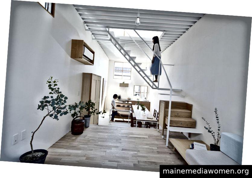 Abbildung I: Haus in Itami, mit freundlicher Genehmigung von Tato Architects; Foto von Koichi Torimura