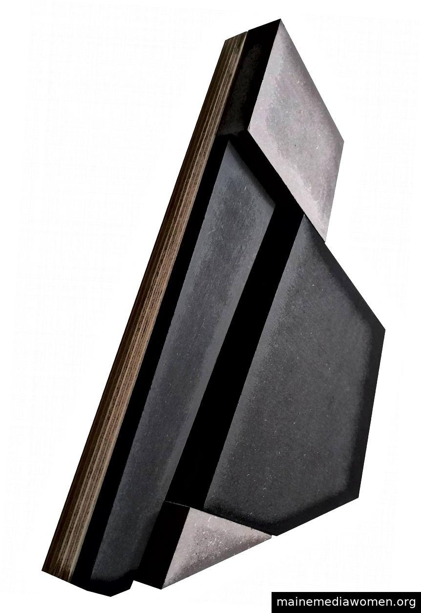 Shape # 2 von Gijs Pape