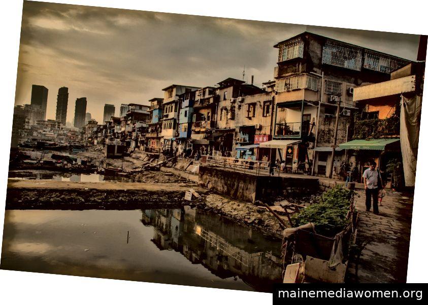 Xiamen Slum Dwellers von Stark 8 auf Pixabay