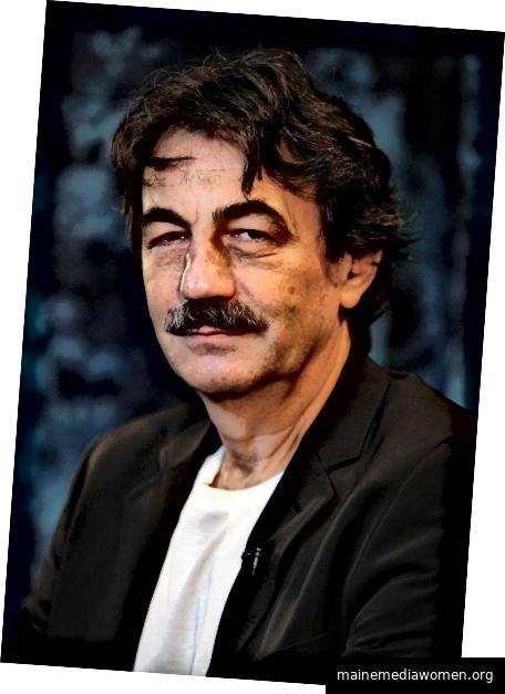 George Tsypin, Bühnenbildner und Requisiteur für GRIMM TALES.