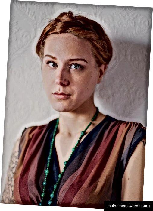 Künstler Nicole Marie Burton