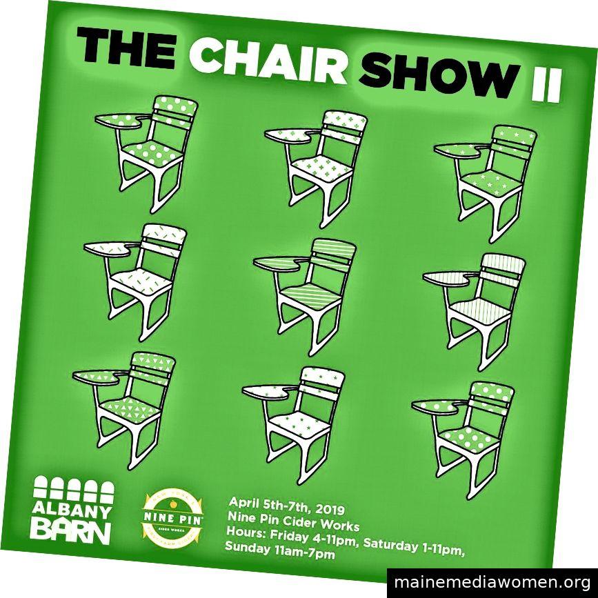 Artwork für die Chair Show II