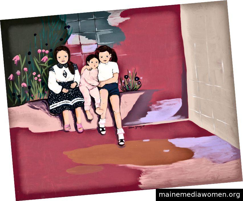 Wir waren so jung von Seon Young Park