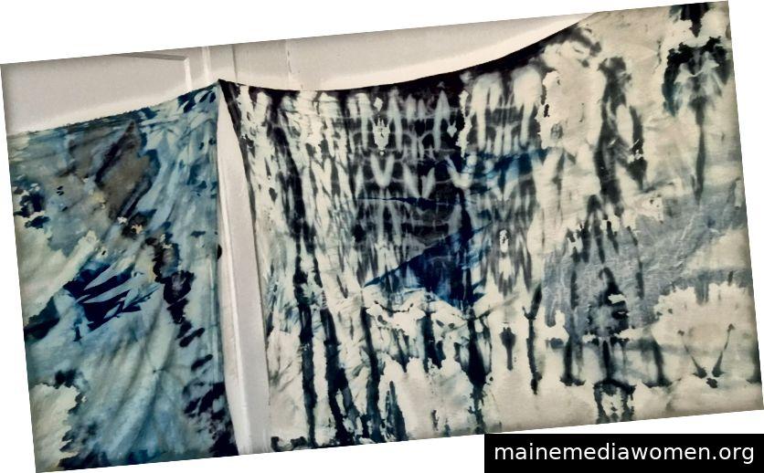 """Die Installation von Leticia Contreras """"Runde 49: Penumbras: Heilige Geometrien"""" wird bis zum 9. Juni zu sehen sein. Contreras 'Kunst erforscht das Gedächtnis, das Glück und die zwischenmenschlichen Beziehungen sowie andere Themen."""