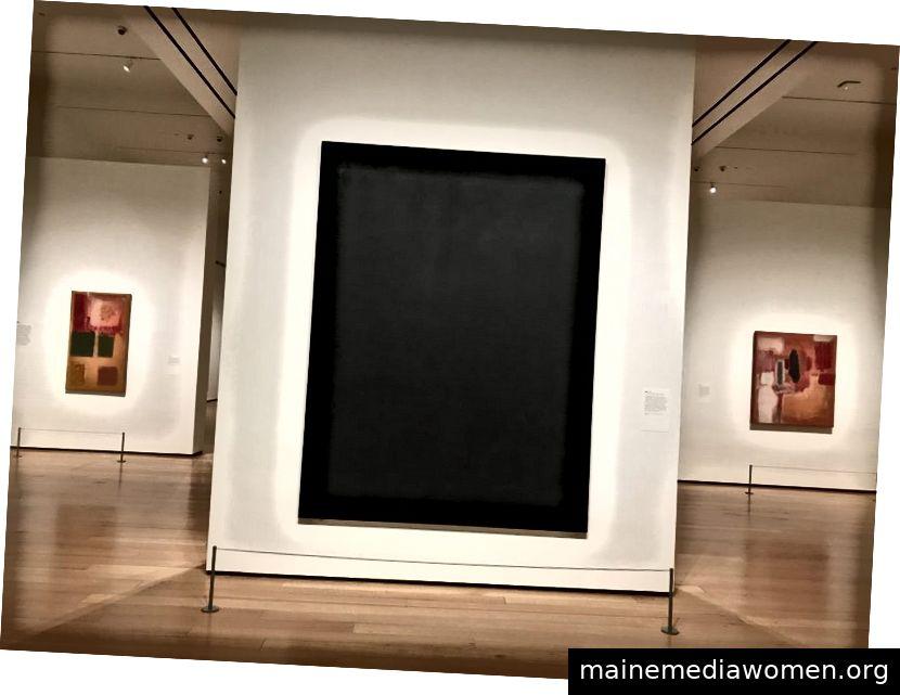 Mark Rothko | Reflexion