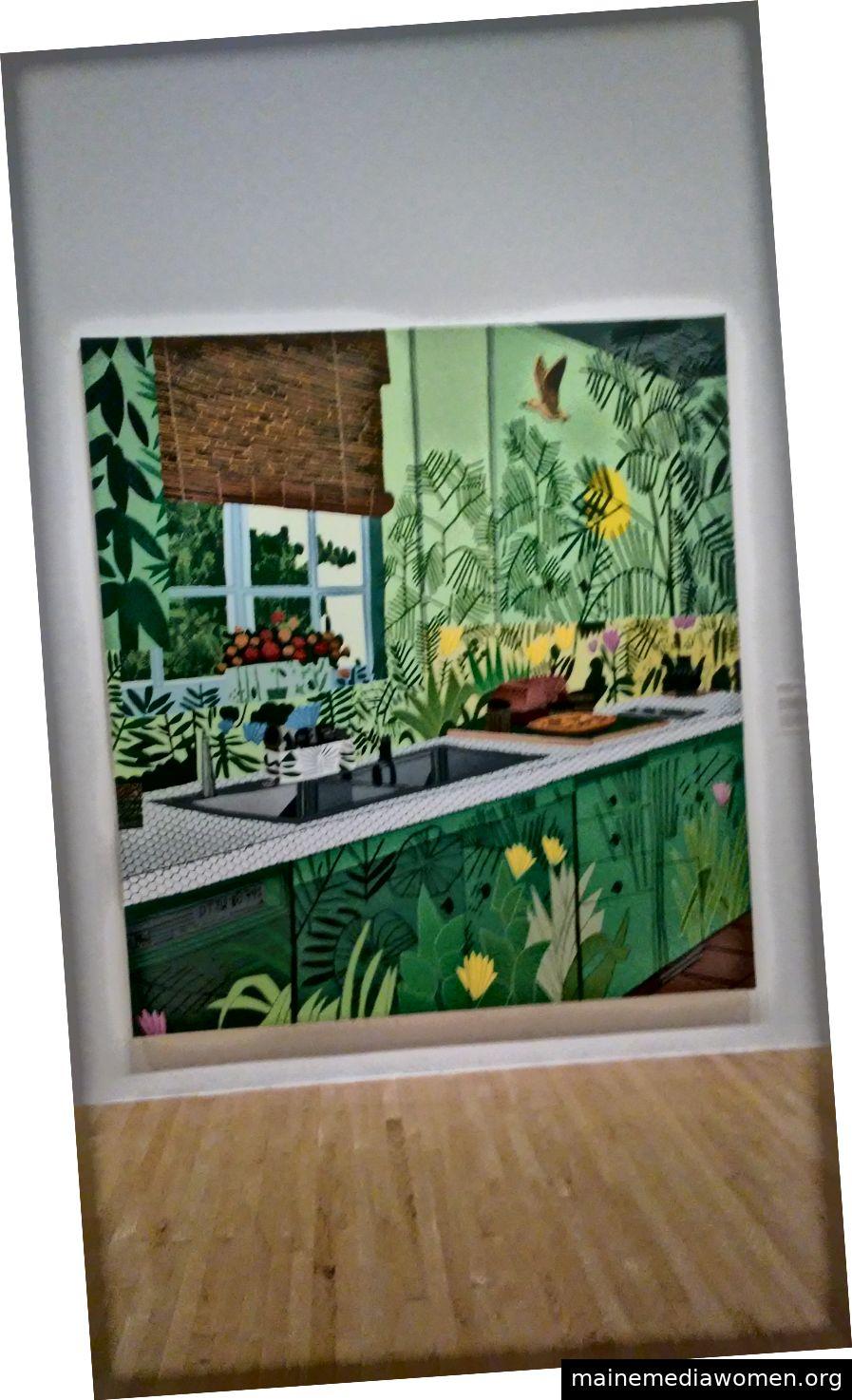 Dschungelküche, Jonas Wood