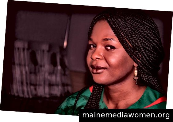 Marcelline Mandeng