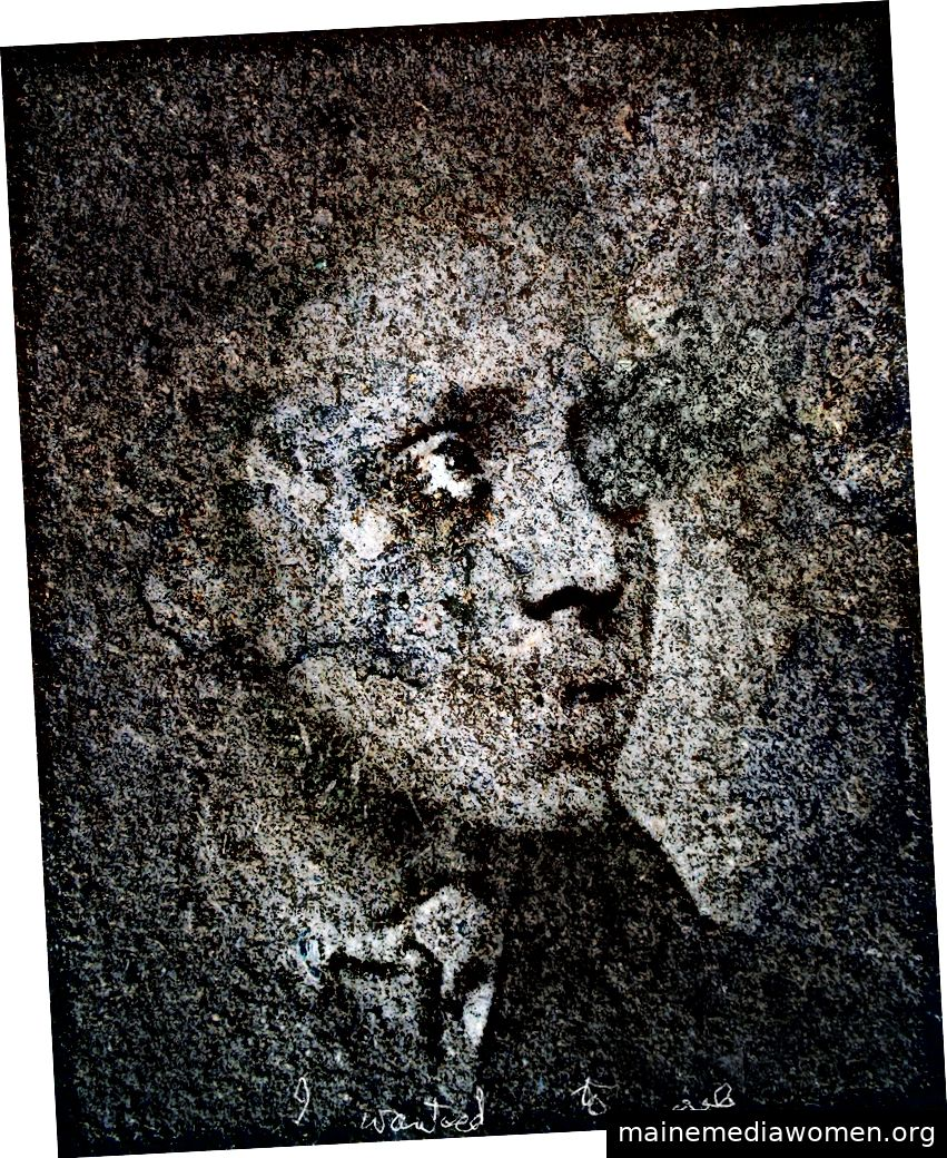 Joseph (Ich wollte sehen) Archiv-Pigmentdruck, © Frank Rodick, 2016.