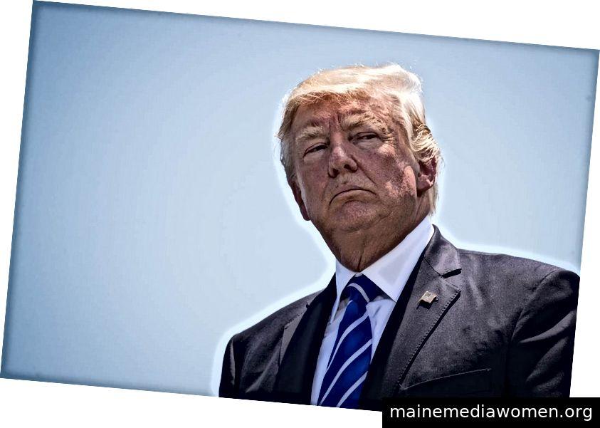 """""""Trump droht alles mit dem Militär in seinem quasi-Mussolini-Stil. Während Theresa May nach Grenfell nichts von dieser Wärme oder Führung mitteilen konnte. Bei dieser Führung könnte es sich um Mitgefühl handeln, und das überstrapazierte Wort"""