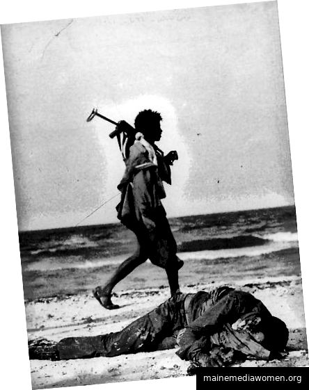 EPLF-Soldat