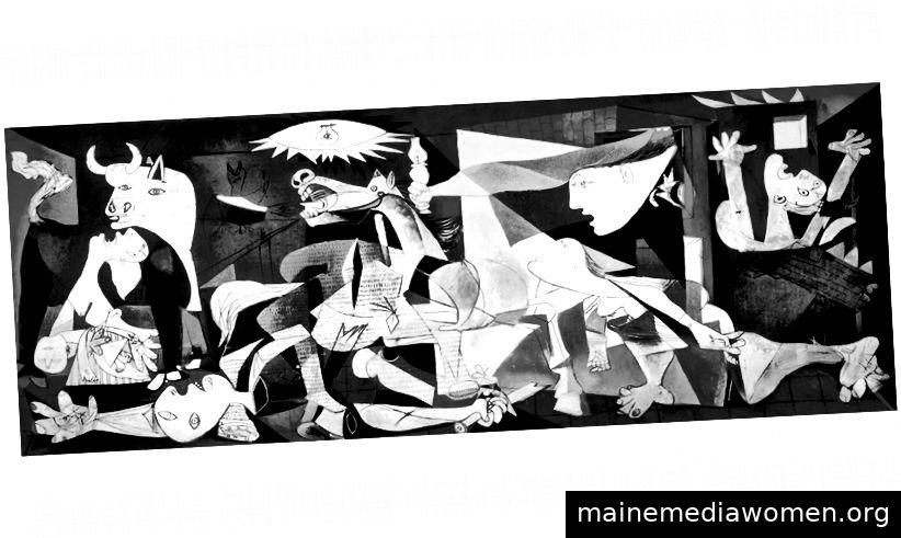 Guernica von Pablo Picasso