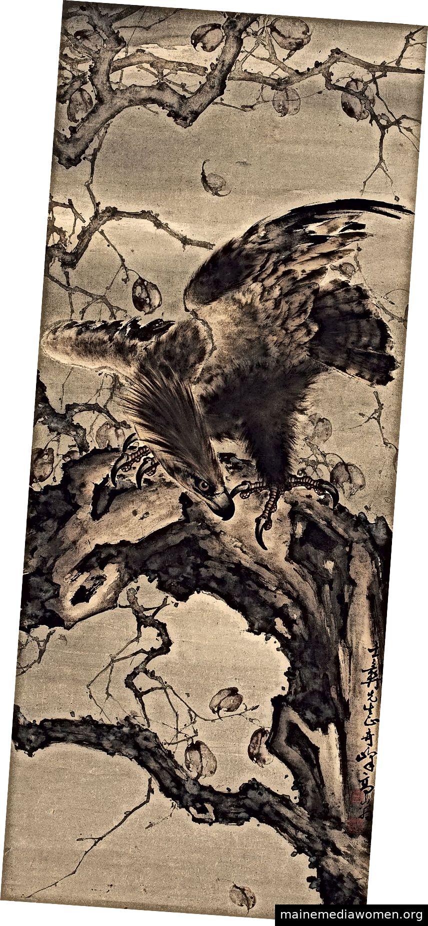 Der Ahorn und der Adler