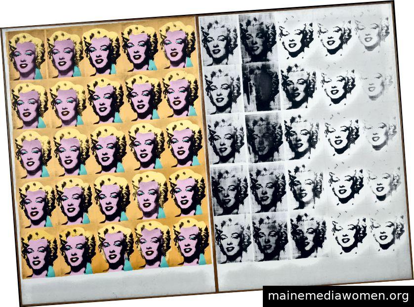 Marilyn Monroe, 1962, Andy Warhol