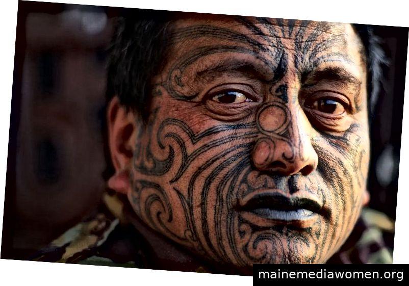 Maori Warrior - Der Echte McCoy