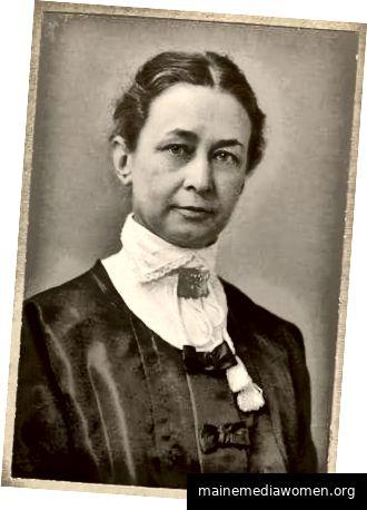 Hilma af Klint in Stockholm 1910.