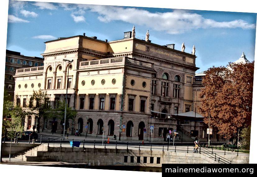 Die Königlich Schwedische Akademie der Schönen Künste