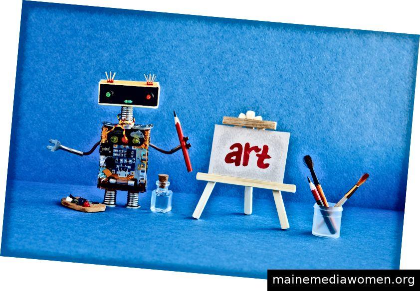 Tech plus Art