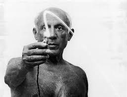 Picasso Lichtmalerei 1949