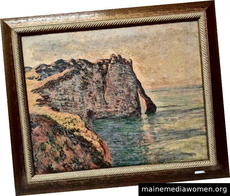 Der angebliche Monet, Lesen Sie den gesamten Artikel, um mehr zu erfahren