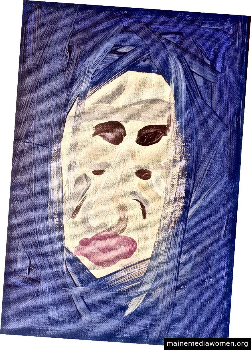 Imprisonist Art, Beispiel 2.
