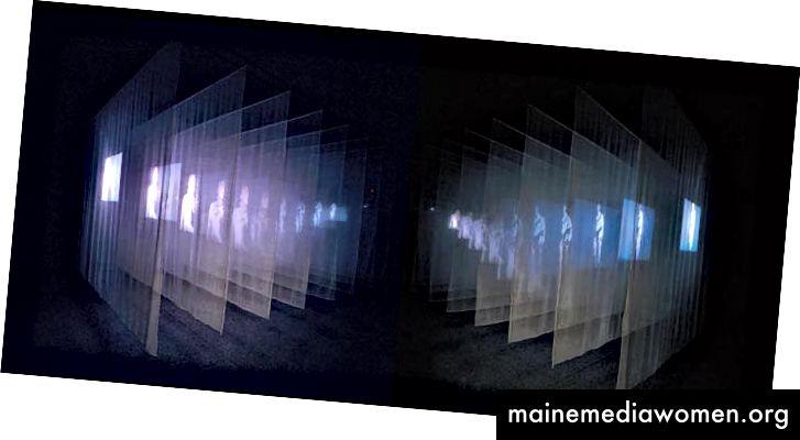 Bild von Bill Violas The Veiling - Source