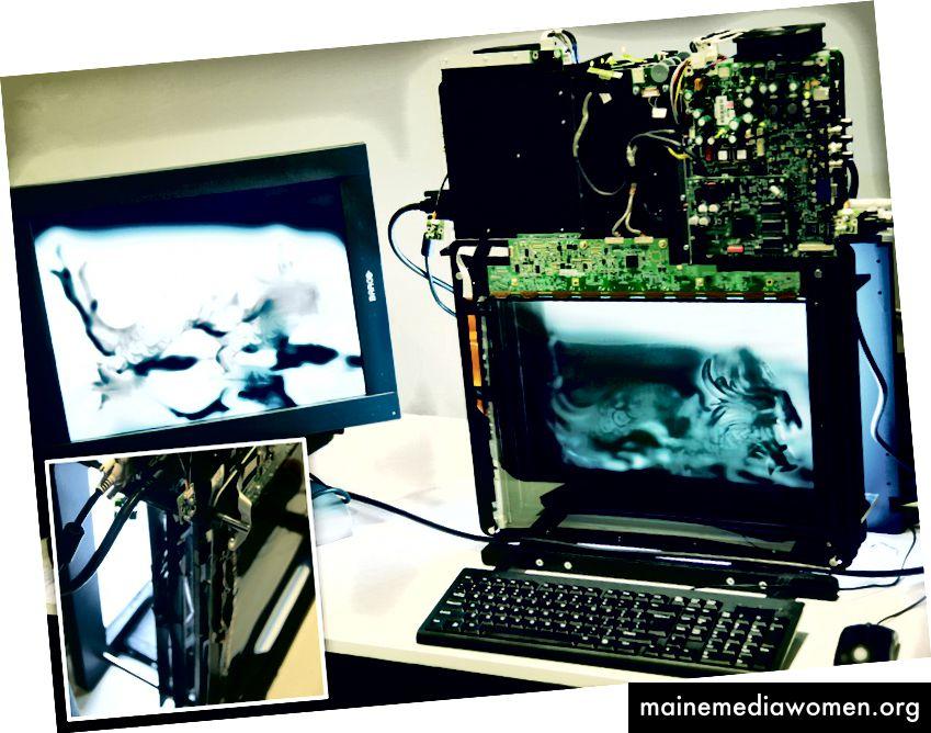 عرض حقل استقطاب MIT Media Lab - المصدر