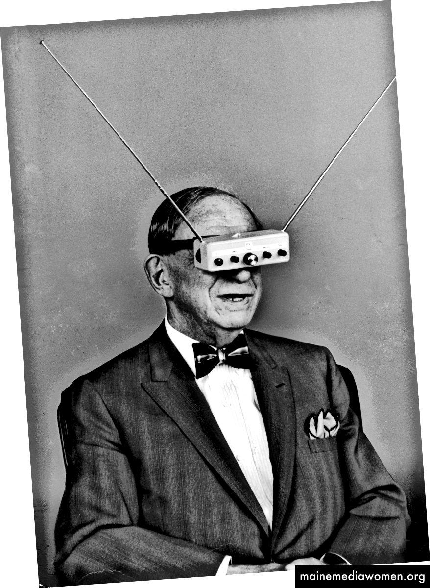 نظارات هوغو غيرنسباك التلفزيونية - 1963