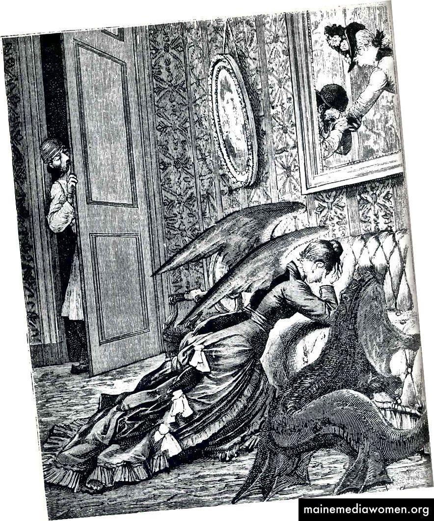 dazugehöriges Bild von Max Ernst - bitte mit Titel kommentieren