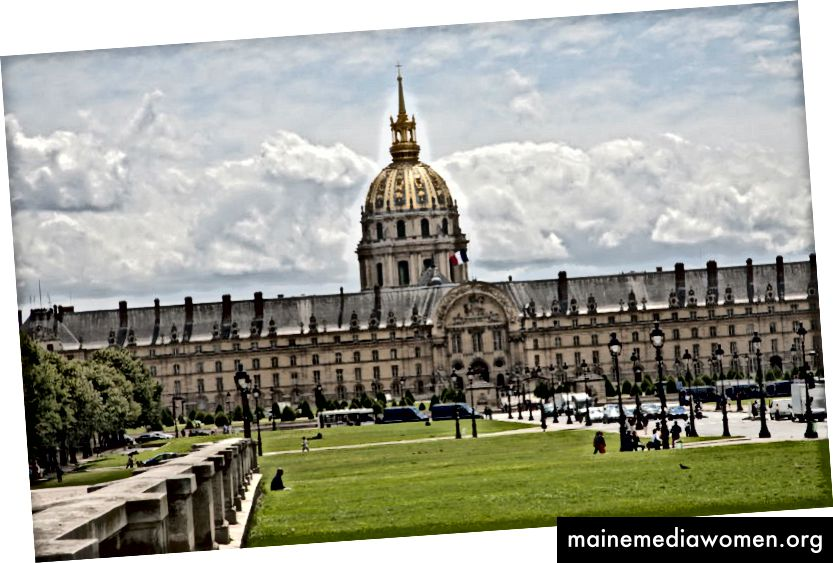 Foto des Musée de l'Armée