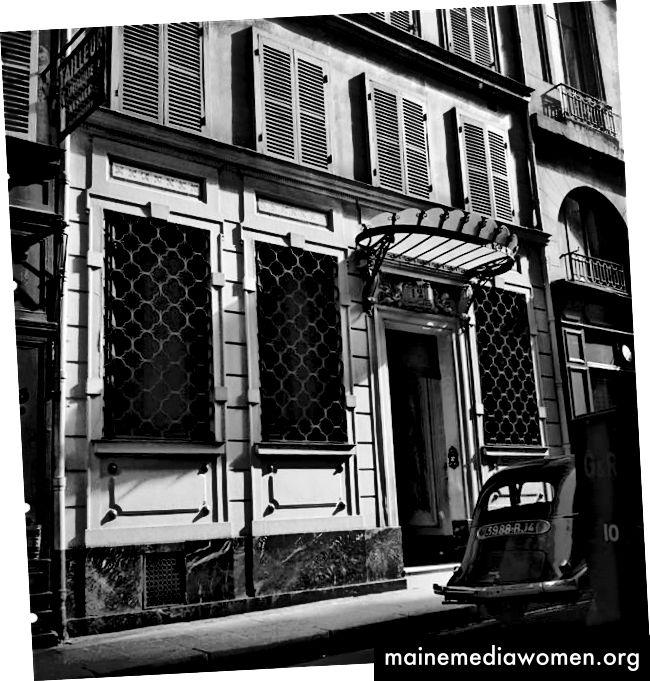 Foto von Le Chabanais-Äußerem
