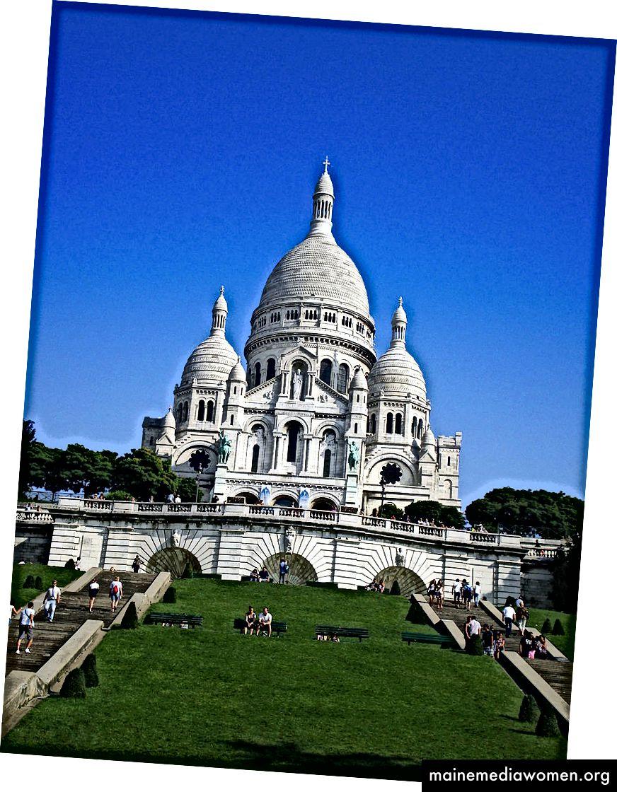 Foto von The Sacré-Cœur