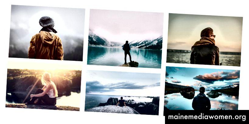 Fotos von Luke Pamer, Erik Sandybaev, Matthew Wiebe, Julia Caesar, Iswanto Arif und Joshua Earle