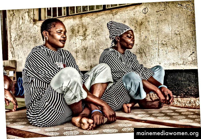 Безименни затворници | Лангата женски затвор, Найроби, Кения