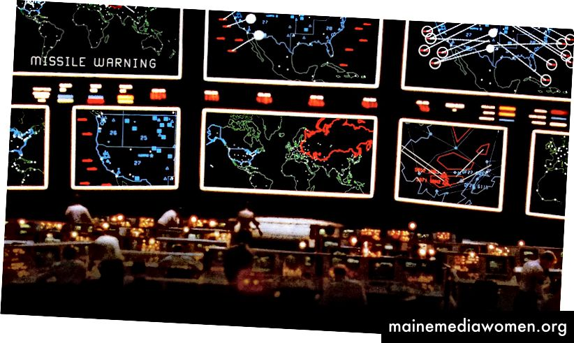 WarGames, 1983 [Quelle]