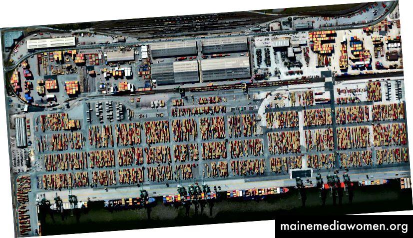 51 · 320417 °, 4 · 327546 ° Der belgische Hafen von Antwerpen ist nach dem Rotterdamer Hafen der zweitgrößte in Europa. Im Laufe eines Jahres werden im Hafen mehr als 71.000 Schiffe und 314 Millionen Tonnen Fracht umgeschlagen. Dieses Gewicht entspricht ungefähr 68% der Masse aller lebenden Menschen auf dem Planeten. Tagesübersicht | Satellitenbilder © 2016, DigitalGlobe, Inc.